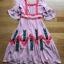 Chiffon Dress เดรสผ้าชีฟอง thumbnail 6