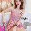 Lace Single Dress เดรสสายเดี่ยว thumbnail 1