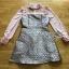 Lady Charlotte Little Mermaid Baby Pink Dress thumbnail 7