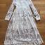 Lace Midi Dress with Slip Dress thumbnail 9