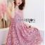 Lace Single Dress เดรสสายเดี่ยว thumbnail 2