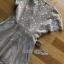 Star Velvet Ruffle Lady Ribbon Dress thumbnail 7