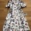 Off-Shoulder Ruffle Dress เดรสสายหนาทรงเปิดไหล่ thumbnail 9