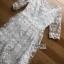 Lady Eves Princess Style White Lace Dress thumbnail 6