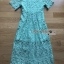 Minty Lady Ribbon Lace Maxi Dress thumbnail 5
