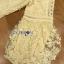 เสื้อแขนยาวผ้าลูกไม้ลายดอกไม้สไตล์วินเทจ thumbnail 7