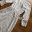 Lace Midi Dress เดรสแขนสามส่วน thumbnail 9