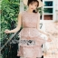 Lace & Cotton Dress เดรสผ้าคอตตอน thumbnail 3
