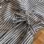 Chic Lady Ribbon Striped Cotton Kimono Dress thumbnail 6