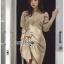Lady Amy Sexy Minimal Cotton Shirt Dress thumbnail 1