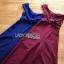 Off-Shoulder Lady Ribbon Twist Jumpsuit thumbnail 7