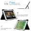 ivso เคสคีย์บอร์ด มีที่เก็บปากกา Apple Pencil (iPad Pro 10.5) thumbnail 4