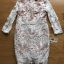 🎀 Lady Ribbon's Made 🎀 Lady Gabriella Elegant Chic Mixed Lace Dress thumbnail 7