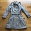 Lady Anna Flower Embroidered Houndstooth Coat Dress thumbnail 7