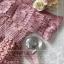 เดรสทรงเปิดไหล่ผ้าทอลายลูกไม้ thumbnail 9