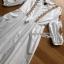 Bohemian Embroidered Lady Ribbon Cotton Dress thumbnail 5