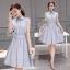 Sevy Casual Classic V Collar Sleeveless Dress Type: Dress thumbnail 1