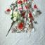 เดรสเนื้อผ้าเครปพิมพ์ลายดอกกุหลาบสีแดง thumbnail 6