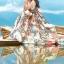 Maxi Dress เกาหลีเดรสสายเดี่ยว thumbnail 8