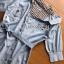Lady Polly Striped Cotton Shirt Dress thumbnail 6