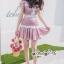 ชุดกระโปรงสวยหวานโทนสีชมพูนู๊ท thumbnail 4