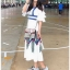 Chiffon Dress เดรสผ้าชีฟอง thumbnail 3