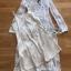 Lace Midi Dress with Slip Dress thumbnail 8