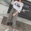 เซ็ทวอล์มเสื้อ+กางเกงเกาหลี thumbnail 5