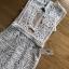 Lady Anna Feminine Sexy White Lace Dress thumbnail 5