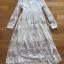 Midi Dress Lady Ribbon with Slip Dress thumbnail 7
