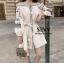 Mini dress เสื้อผ้างานปักผ้าฝ้าย thumbnail 4