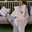 Lady Elise Minimal Layered Long Dress thumbnail 4