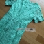 Minty Lady Ribbon Lace Maxi Dress thumbnail 4