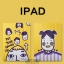 เคสการ์ตูนหลังใส Slim Smart Cover (เคส iPad Air 1) thumbnail 1