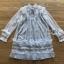 Mini Dress เดรสผ้าลูกไม้สีขาวตกแต่งริบบิ้น thumbnail 10