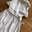 Lady Nelly Neutral Coat Dress with Belt thumbnail 5