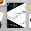 "Marble Texture - เคสไอแพด 2018 (9.7"") thumbnail 1"
