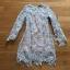 Lady Kathrine Baby Blue Lace Dress thumbnail 8