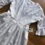 Chiffon Dress Lady Ribbon ขาย เดรสผ้าชีฟอง thumbnail 7