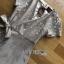 Star Velvet Ruffle Lady Ribbon Dress thumbnail 6
