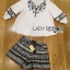 Lady Annie Tribal Chic Top and Shorts Set thumbnail 8