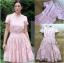 Embroidered Cotton Dress เดรสผ้าคอตตอน thumbnail 3