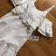 Laser-Cut Ruffle Cotton Dress เดรสผ้าคอตตอนปัก thumbnail 6