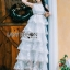 Lady Erin Sweet Layered White Lace Dress thumbnail 1