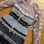 Layered Lace Lady Ribbon Mini Dress thumbnail 6