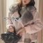 Faux Fur and Suede Lady Ribbon Jacket thumbnail 3