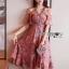 Lady Mandy Floral Cut-Out Dress thumbnail 2