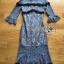 Lilac Lace Mermaid Dress thumbnail 6