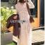Lace Midi Dress with Slip Dress thumbnail 1