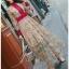 Lady Fancy Colourful Lace Maxi Dress thumbnail 6